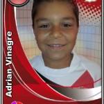 Adrián Vinagre - San Lorenzo