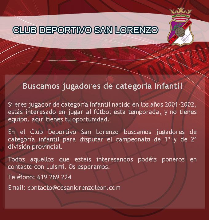 CDSANLORENZO-INFANTIL