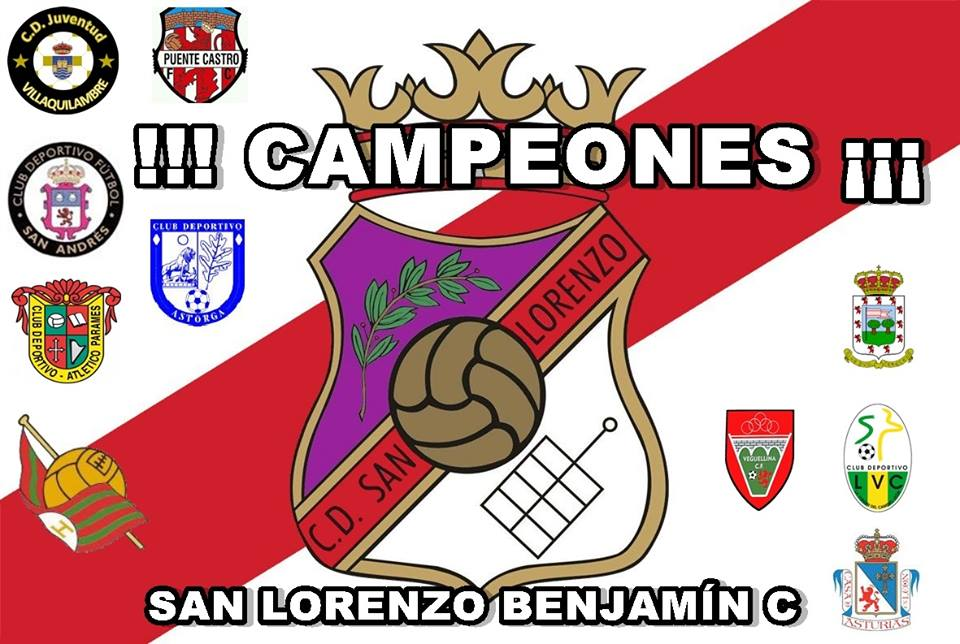 BENJAMIN C Campeon