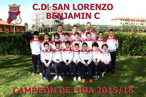 Campeón de liga 2015/16