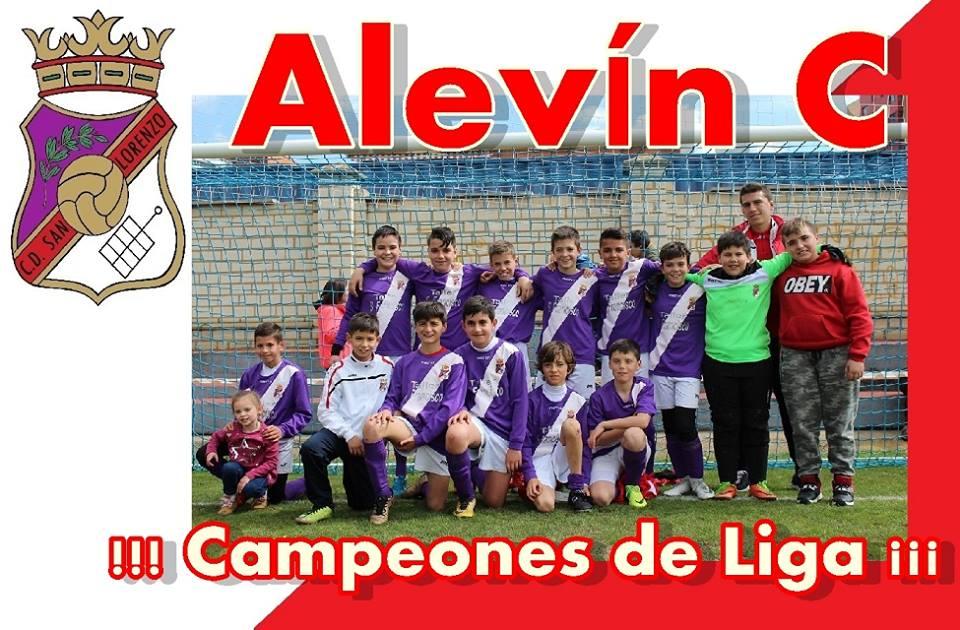 ALEVIN C CAMPEON